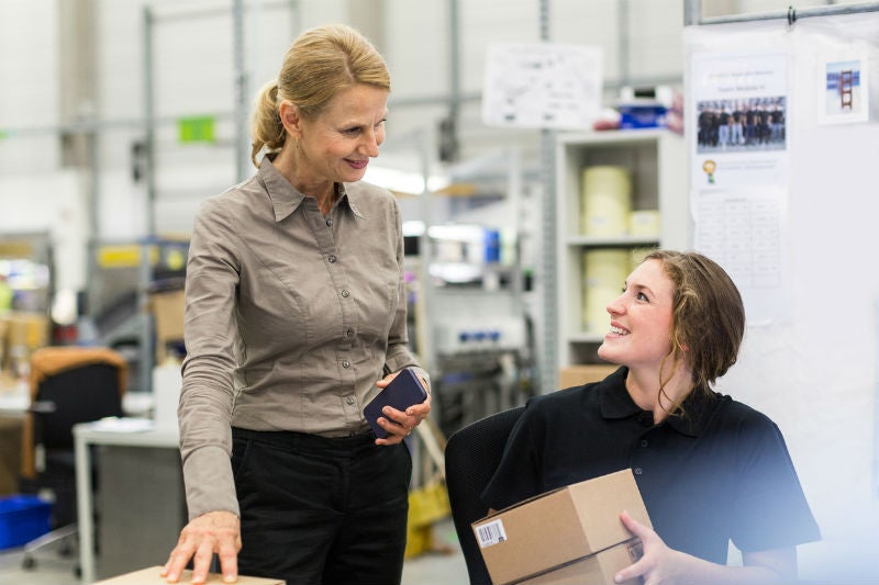 Women in logistics and supply chain