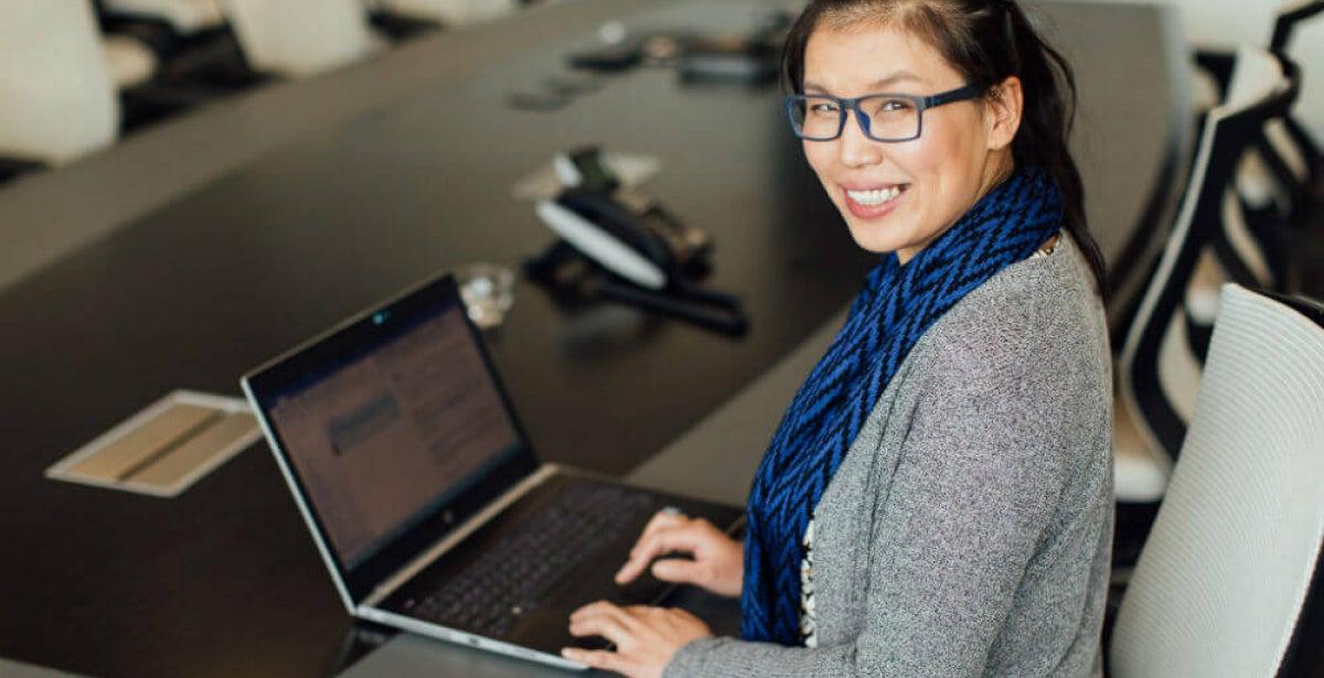 Shirley Liu, paving her way towards success