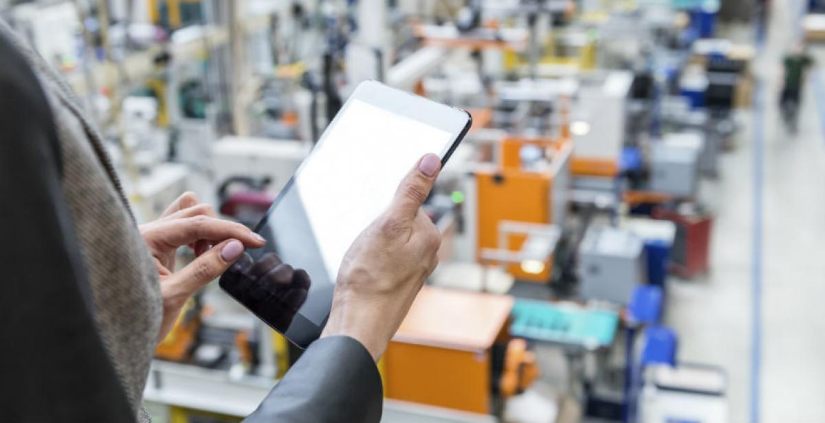 Technology disrupts the supply chain at warp speed